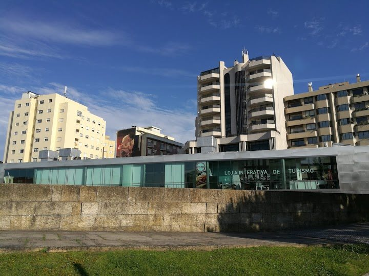 Posto de Turismo de Oliveiras de Azeméis - Loja Interativa